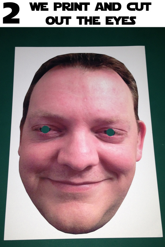 Personalised custom face mask kit send a pic we supply masks to how to put your masks together solutioingenieria Images